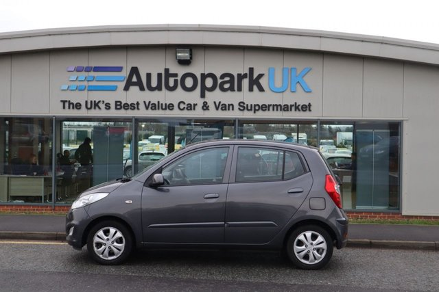 USED 2012 62 HYUNDAI I10 1.2 ACTIVE 5d 85 BHP LOW DEPOSIT OR NO DEPOSIT FINANCE AVAILABLE