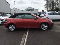 USED 2012 62 VOLKSWAGEN GOLF 1.6 SE TDI BLUEMOTION TECHNOLOGY 2d 104 BHP