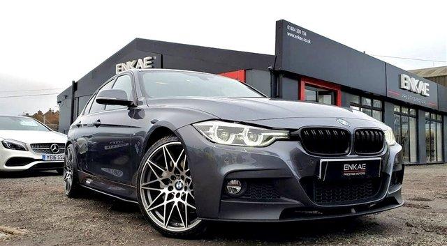 2018 67 BMW 3 SERIES 3.0 340I M SPORT 4d 322 BHP