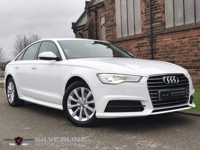2016 66 AUDI A6 2.0 TDI ULTRA SE EXECUTIVE 4d 188 BHP