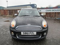USED 2011 61 MINI CLUBMAN 1.6 COOPER 5d 122 BHP