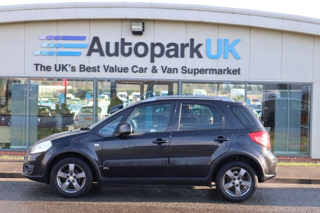 USED 2010 60 SUZUKI SX4 1.6 SZ-L 5d 118 BHP LOW DEPOSIT FINANCE AVAILABLE . COMES USABILITY INSPECTED WITH 30 DAYS USABILITY WARRANTY + LOW COST 12 MONTHS ESSENTIALS WARRANTY AVAILABLE FOR ONLY £199 .  WE'RE ALWAYS DRIVING DOWN PRICES .