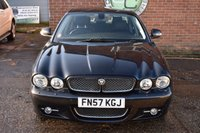 USED 2007 57 JAGUAR XJ 2.7 SOVEREIGN V6 4d AUTO 204 BHP WE OFFER FINANCE ON THIS CAR