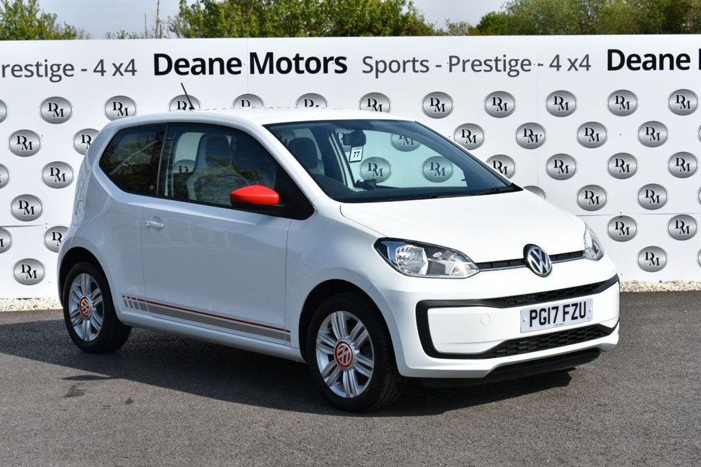 USED 2017 17 VOLKSWAGEN UP 1.0 UP BY BEATS 3d 60 BHP
