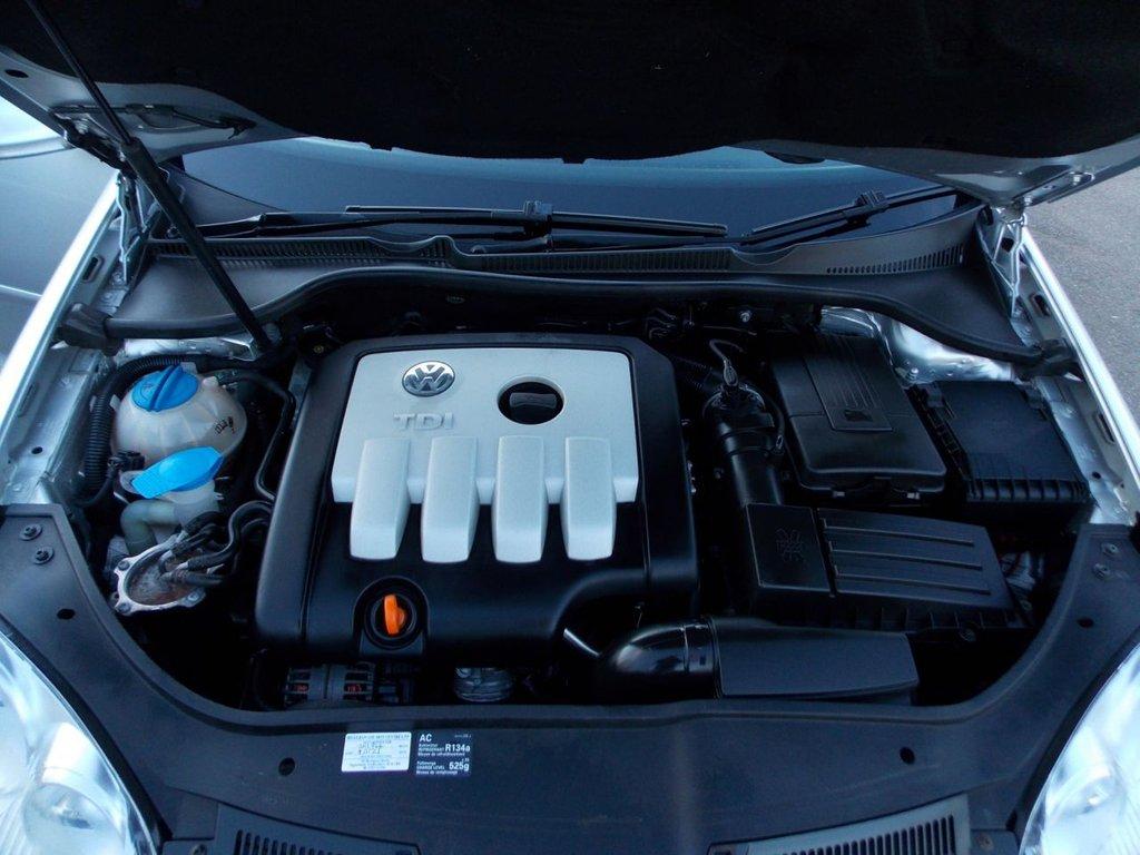 USED 2005 55 VOLKSWAGEN GOLF 2.0 GT TDI 5d 138 BHP