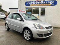 USED 2008 58 FORD FIESTA 1.4 ZETEC BLUE 3d 80 BHP 50527 Miles, Full History, Service & Warranty inc