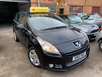 USED 2012 12 PEUGEOT 5008 1.6 HDI ACTIVE 5d 112 BHP