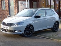 USED 2017 67 SKODA FABIA 1.0 MONTE CARLO TSI 5d 109 BHP FULL SKODA SERVICE HISTORY GREAT SPECIFICATION...FINEST EXAMPLE