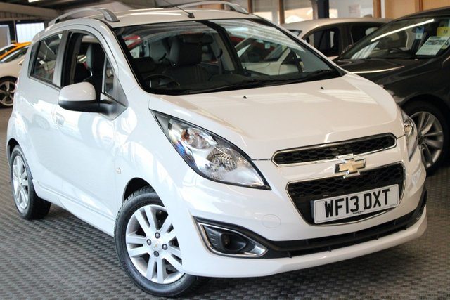 View our CHEVROLET SPARK
