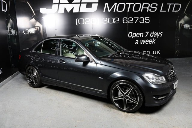 USED 2011 MERCEDES-BENZ C CLASS LATE 2011 MERCEDES C220 CDI BLUEEFFICIENCY SPORT NIGHT EDITION STYLE AUTO 168BHP (FINANCE AND WARRANTY)