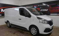 USED 2016 RENAULT TRAFIC 1.6 SL29 BUSINESS PLUS ENERGY DCI 125 BHP *SAT NAV*