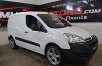 2016 CITROEN BERLINGO 1.6 625 ENTERPRISE L1 HDI 74 BHP  £6250.00
