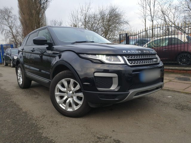USED 2015 65 LAND ROVER RANGE ROVER EVOQUE 2.0 ED4 SE 5d 148 BHP 2KEYS+FSH 12 SERVICES+HEATED+LEATHER+ELEC+30ROADTAX+CLIMATE+CLEANCAR+AUX+USB+