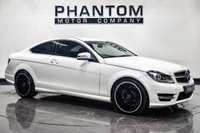 USED 2015 15 MERCEDES-BENZ C-CLASS 1.6 C180 AMG SPORT EDITION 2d 154 BHP
