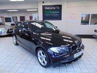2009 BMW 1 SERIES 2.0 116D SPORT 5d 114 BHP £4995.00