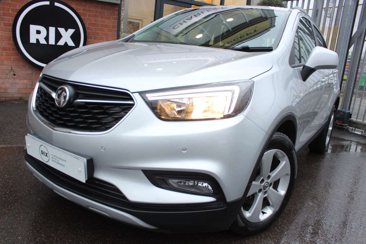 Used VAUXHALL MOKKA X for sale