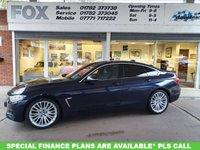 USED 2014 14 BMW 4 SERIES 2.0 420D LUXURY GRAN COUPE 4d 181 BHP BMW 4 SERIES 2.0 420D LUXURY GRAN COUPE 4d 181 BHP