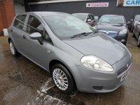 2008 FIAT GRANDE PUNTO 1.4 ACTIVE 8V 5d 77 BHP £2290.00