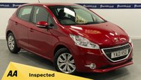 USED 2013 13 PEUGEOT 208 1.2 ACCESS PLUS 5d 80 BHP (5 STAMP SERVICE HISTORY)