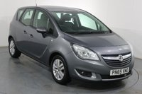 USED 2015 65 VAUXHALL MERIVA 1.4 LIFE 5d 99 BHP Demo and ONE LADY OWNER with 4 Stamp SERVICE HISTORY