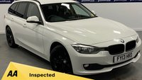 USED 2013 13 BMW 3 SERIES 2.0 316D SE TOURING 5d 115 BHP (PRIVACY GLASS - PARKING SENSORS)