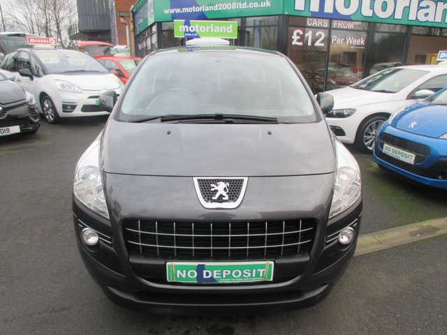 USED 2010 10 PEUGEOT 3008 1.6 SPORT HDI 5d 110 BHP CALL 01543 379066... 12 MONTHS MOT... 6 MONTHS WARRANTY... DIESEL MPV... JUST ARRIVED