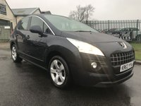 2013 PEUGEOT 3008 1.6 HDI ACTIVE 115 bhp CROSSOVER