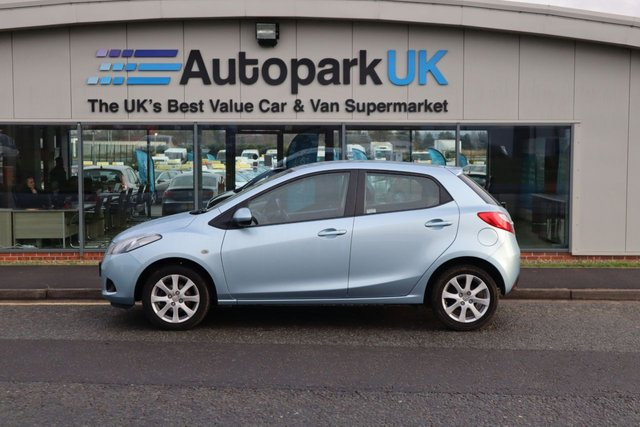 USED 2008 58 MAZDA 2 1.3 TS2 5d 84 BHP LOW DEPOSIT OR NO DEPOSIT FINANCE AVAILABLE