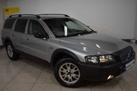 USED 2003 53 VOLVO XC70 2.4 D5 SE LUX AWD 5d 163 BHP