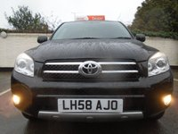 USED 2008 58 TOYOTA RAV4 2.0 VVTI XTR 5d AUTOMATIC 150 BHP GUARANTEED TO BEAT ANY 'WE BUY ANY CAR' VALUATION ON YOUR PART EXCHANGE