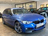 USED 2016 16 BMW 3 SERIES 3.0 335D XDRIVE M SPORT TOURING 5d 308 BHP BM PERFORMANCE STYLING+6.9%APR