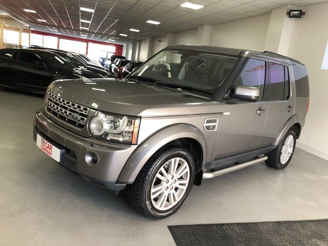 2010 60 LAND ROVER DISCOVERY 3.0 4 SDV6 XS 5d 245 BHP