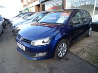 2014 VOLKSWAGEN POLO 1.4 MATCH EDITION DSG 5d 83 BHP SOLD