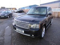 2011 LAND ROVER RANGE ROVER 4.4 TDV8 VOGUE 5d 313 BHP £14795.00