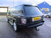 USED 2011 61 LAND ROVER RANGE ROVER 4.4 TDV8 VOGUE 5d 313 BHP
