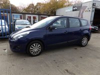 USED 2010 60 RENAULT GRAND SCENIC 1.5 EXTREME DCI 5d 105 BHP NEW MOT, SERVICE & WARRANTY