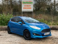 USED 2013 63 FORD FIESTA 1.0 E/Boost TITANIUM 5dr Bodykit, Stunning Example