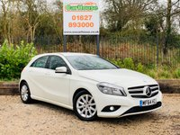 USED 2014 64 MERCEDES-BENZ A CLASS 1.5 A180 CDI ECO SE 5dr £0 Tax, Half Leather