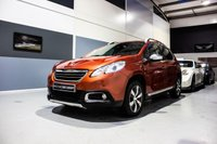USED 2015 15 PEUGEOT 2008 1.6 E-HDI ALLURE 5d 92 BHP