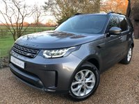2017 LAND ROVER DISCOVERY 3.0 SI6 SE 5d AUTO 336 BHP £38990.00