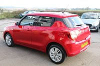 USED 2018 18 SUZUKI SWIFT 1.0 SZ-T BOOSTERJET 5d 111 BHP VIEW AND RESERVE ONLINE OR CALL 01527-853940 FOR MORE INFO.