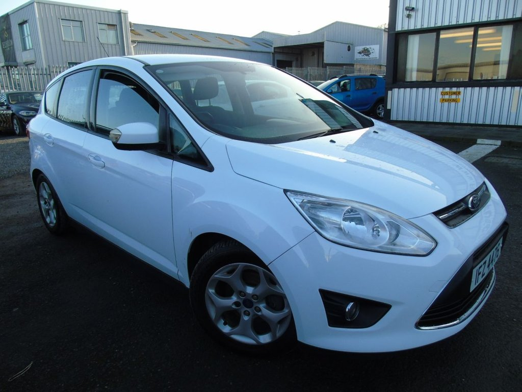 USED 2012 FORD C-MAX 1.6 ZETEC 5d 104 BHP £102 a month, T&Cs apply.