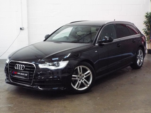 2014 14 AUDI A6 2.0 AVANT TDI ULTRA S LINE 5d 188 BHP SOLD TO MARK FROM WAKEFIELD