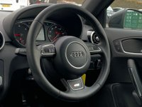 USED 2015 64 AUDI A1 2.0 TDI Black Edition Sportback 5dr HeatedSeats/DAB/Cruise/Xenon