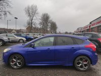 USED 2014 14 FORD FOCUS 2.0 T ST-2 5dr FSH+BEST VALUE ON WEB+1 YR MOT