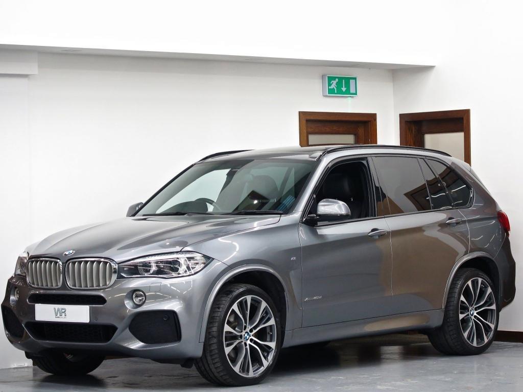 USED 2017 67 BMW X5 3.0 40d M Sport Auto xDrive (s/s) 5dr DIGITAL COCKPIT+ PAN ROOF +HUD