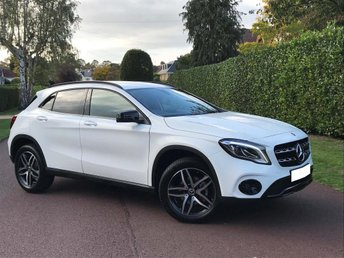 2020 MERCEDES-BENZ GLA CLASS 1.6 GLA180 Urban Edition (Plus) 7G-DCT (s/s) 5dr £24000.00