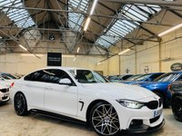 USED 2017 17 BMW 4 SERIES 3.0 430d M Sport Gran Coupe Sport Auto (s/s) 5dr PERFORMANCE KIT 20S 1 OWNER