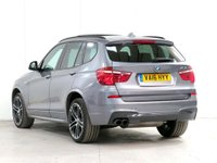USED 2016 16 BMW X3 3.0 30d M Sport Sport Auto xDrive 5dr ***** £5,360 of EXTRAS *****