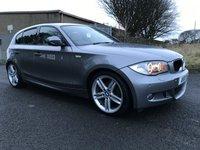 2011 BMW 1 SERIES 120d M-SPORT 5 DOOR FSH £4000 of factory options